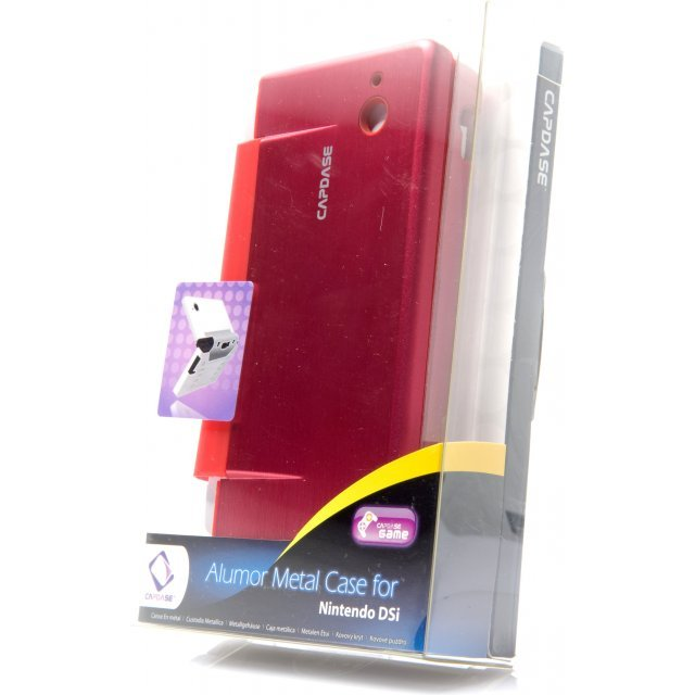 Alumor Metal Case (Red)