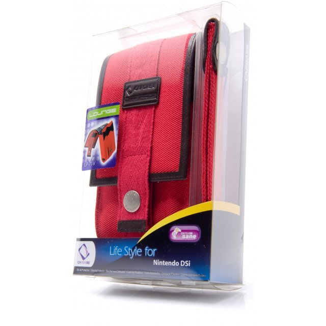 Life Style Protective Case - Lounge Pouch LP-71V (Red)