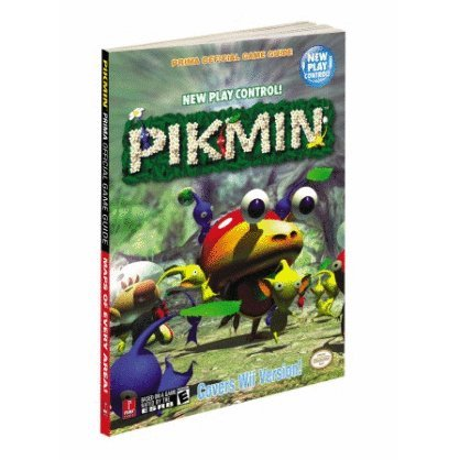Pikmin Prima Official Game Guide