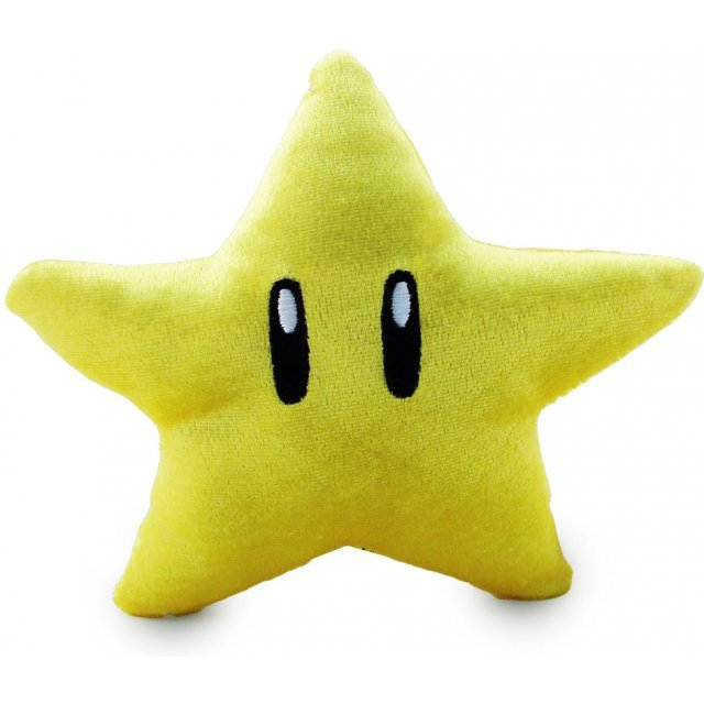 Mario Kart Vol. 1 Plush Doll: Star