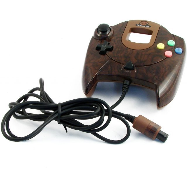 Dreamcast Controller (D-Direct Wood Design)