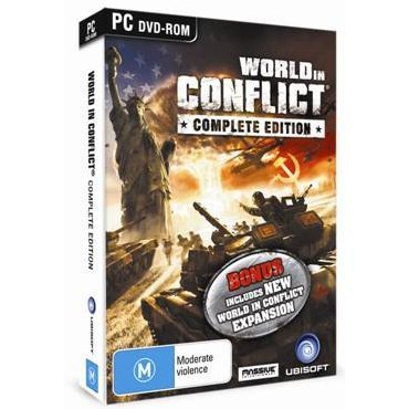 World in Conflict Complete Edition (DVD-ROM)