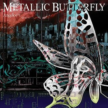 Metallic Butterfly