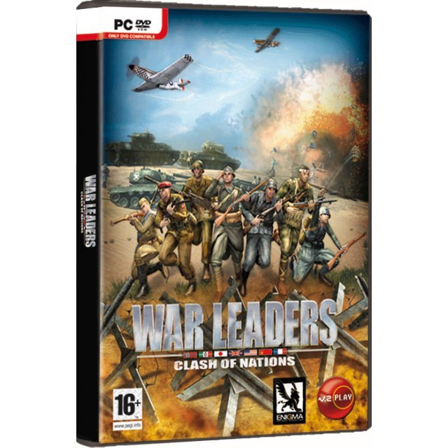 War Leaders: Clash of Nations (DVD-ROM)