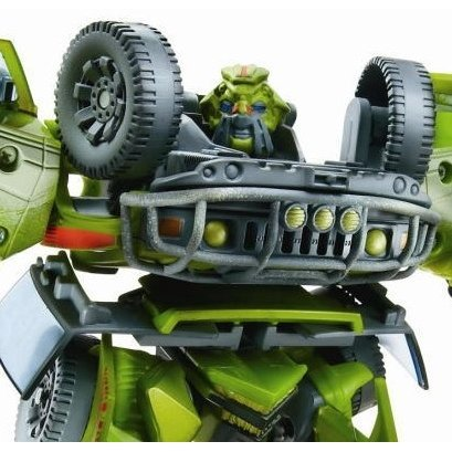 Transformers Movie Non Scale Pre-Painted Action Figure: RA-08 Desert Tracker Ratchet