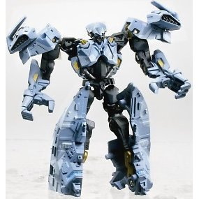 Transformers Movie Non Scale Pre-Painted Action Figure: RA-12 Depth Charge