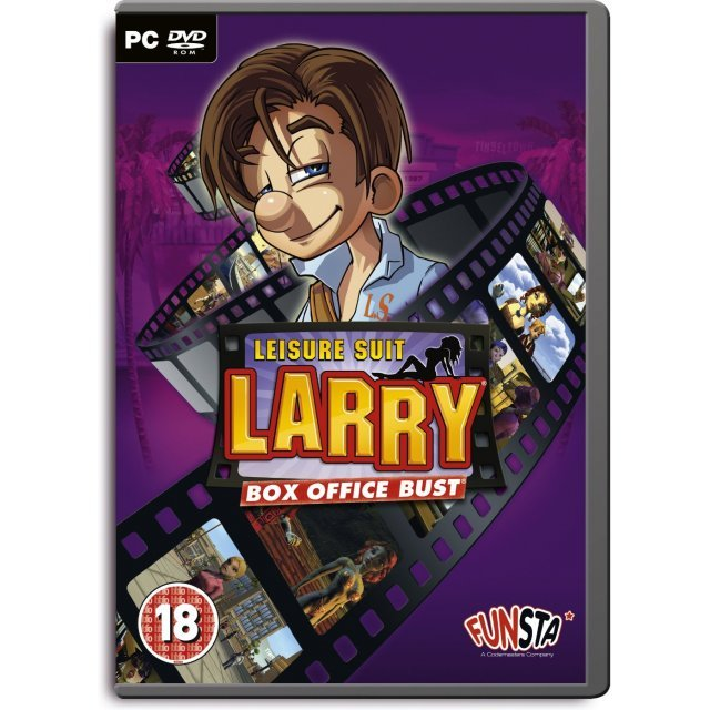 Leisure Suit Larry: Box Office Bust (DVD-ROM)