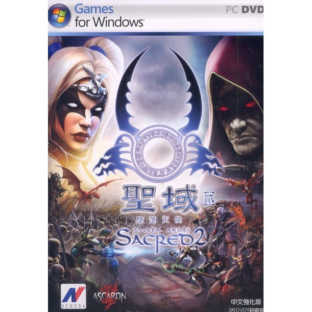 Sacred 2: Fallen Angel (Chinese Version) (DVD-ROM)
