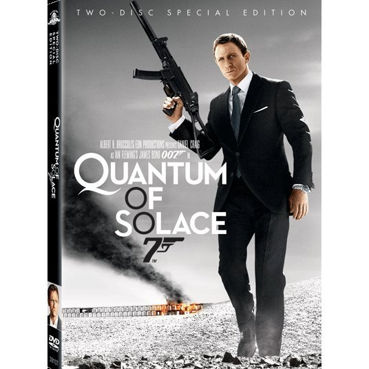 007: Quantum of Solace [2-Discs Edition]