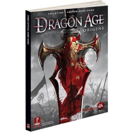 Dragon Age: Origins Collector's Edition Prima Official Game Guide