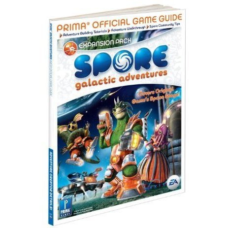 Spore Galactic Adventure Prima Official Game Guide