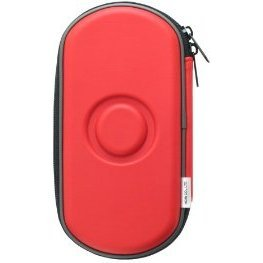 Hard Pouch Portable 3 (Red)