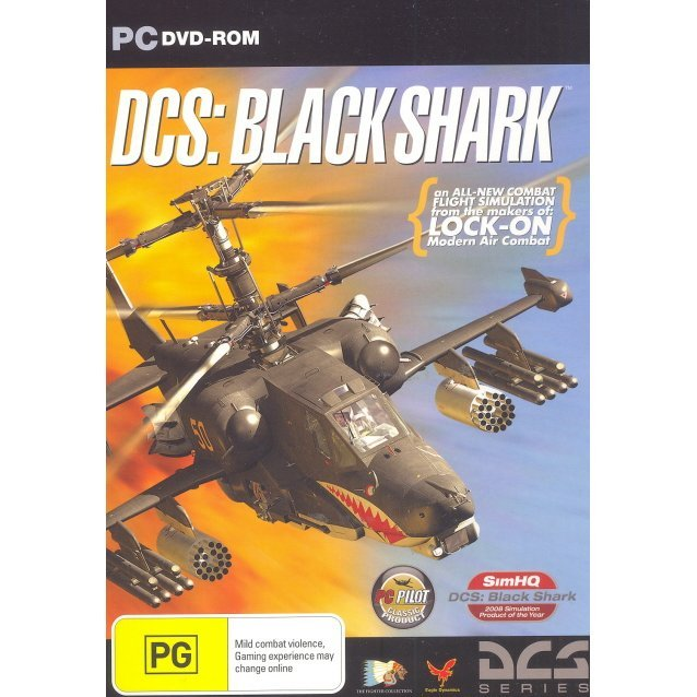 DCS: Black Shark (DVD-ROM)
