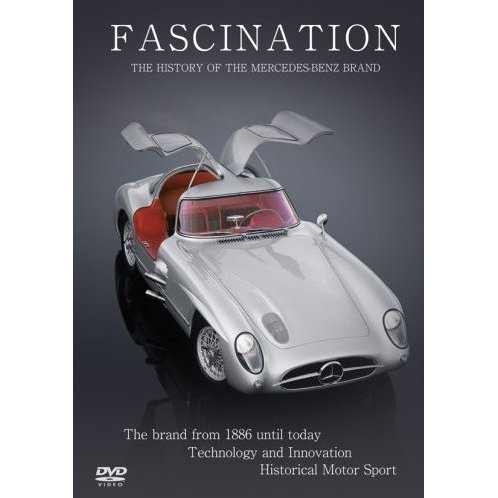 Fascination: The History Of The Mercedes Benz Part.1