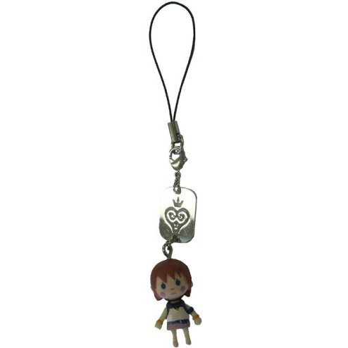 Square Enix Kingdom Hearts Avatar Mascot Phone Strap: Kairi (Re-run)