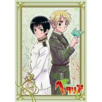Hetalia Axis Powers Vol.2
