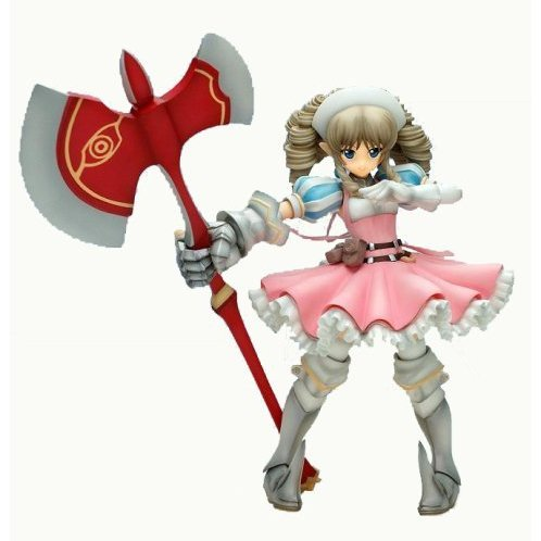 Queens Blade 1/7 Scale Pre-Painted PVC Figure: Steel Princess Yumil (Re-run)