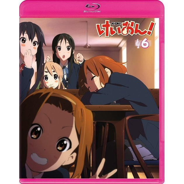 K-ON! 6 [Limited Edition]