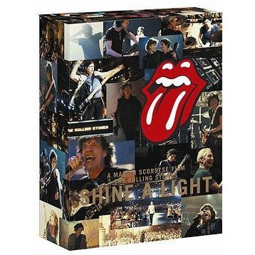 The Rolling Stones Shine A Light Collector's Box