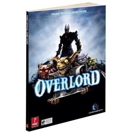 Overlord 2 Prima Official Game Guide