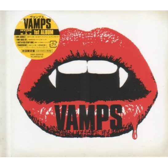 Vamps [CD+DVD Limited Edition]