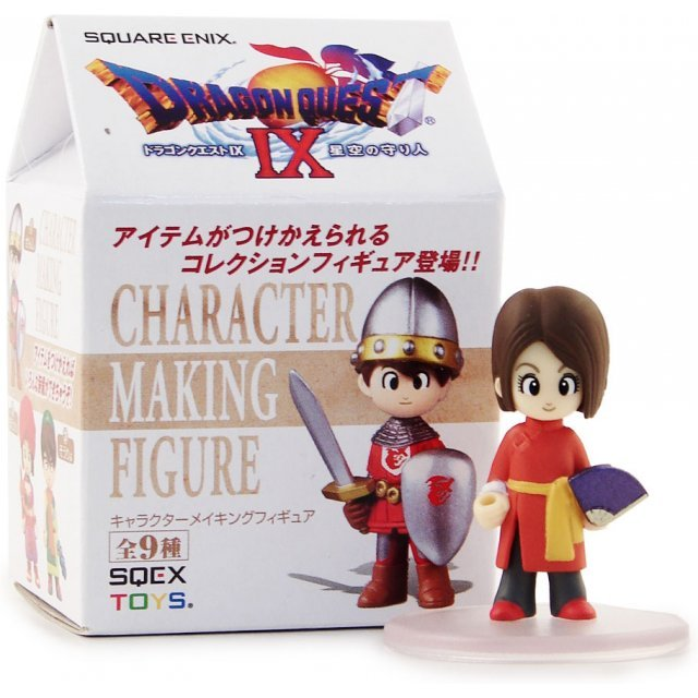Dragon Quest XI Character Making Trading Figure
