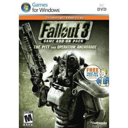 Fallout 3 Expansion Pack: Operation Anchorage & The Pitt (DVD-ROM)