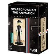 Scarecrowman Vol.9 [DVD+Figure Limited Edition]