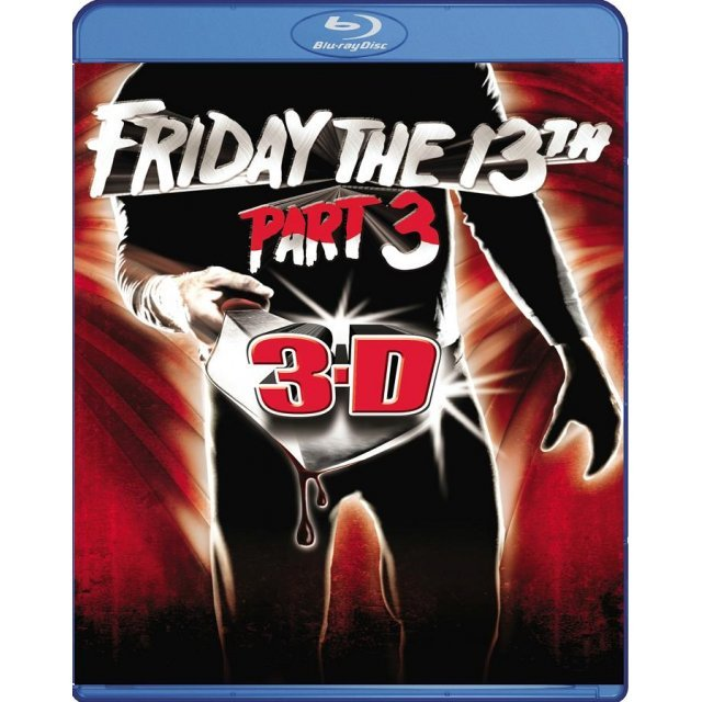 Friday the 13th Part 3 3-D