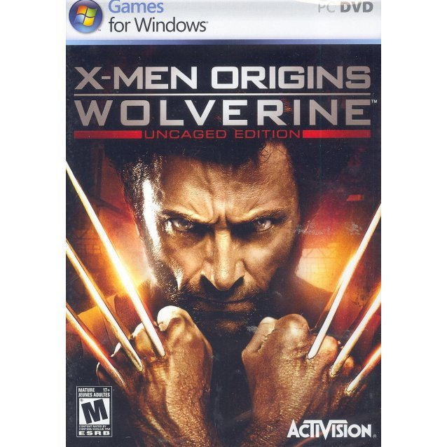 X-Men Origins: Wolverine (DVD-ROM)