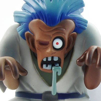 Dragon Quest Non Scale Pre-Painted Soft Vinyl Figure: Monster 023 Rotten Corpses