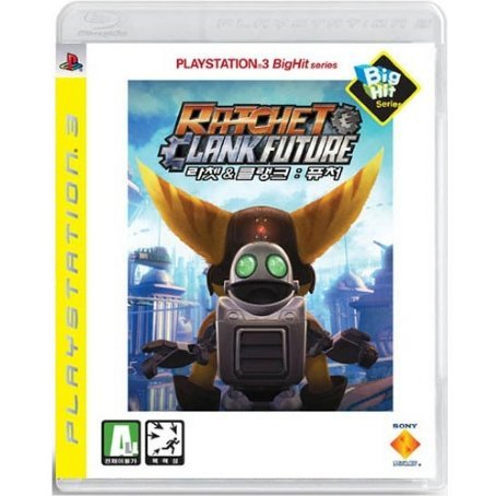 Ratchet & Clank Future: Tools of Destruction (English / Korean Version) (PlayStation3 Big Hit Series)