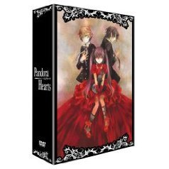 Pandorahearts DVD Retrace I