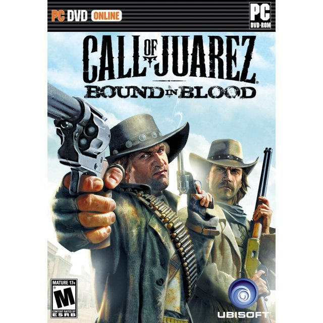 Call of Juarez: Bound in Blood (DVD-ROM)
