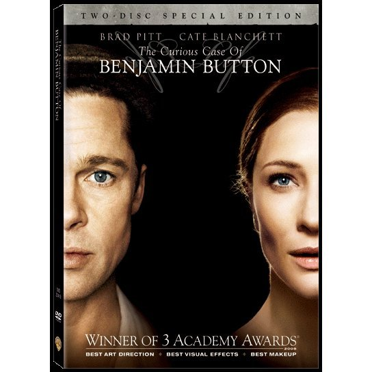 The Curious Case of Benjamin Button [2-Discs Special Edition]