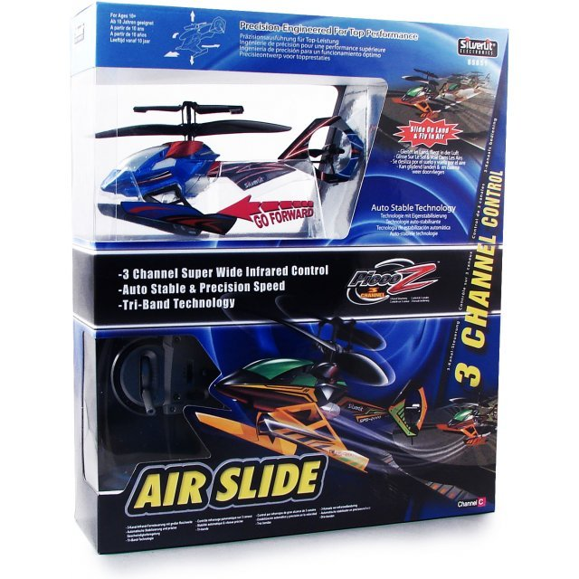 Picoo Z Infrared Control Helicopter Air Slide (Blue)