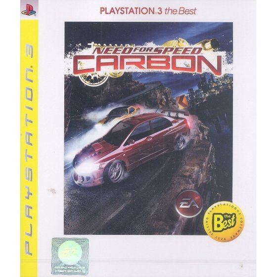 Need for Speed: Carbon (PlayStation3 the Best)