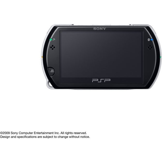 PSP PlayStation Portable Go (Black)