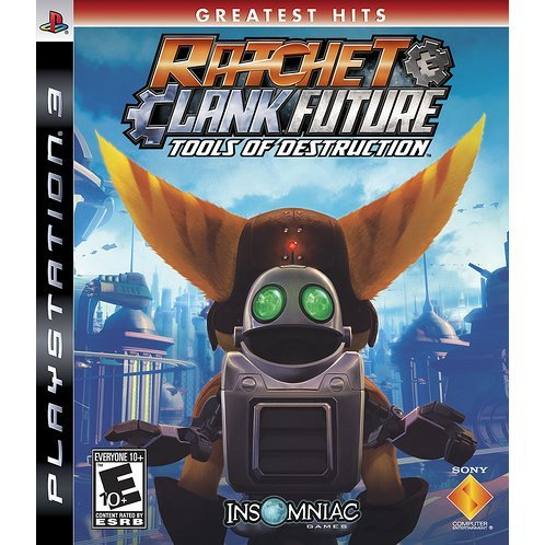Ratchet & Clank Future: Tools of Destruction (Greatest Hits)