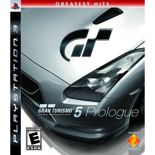 Gran Turismo 5 Prologue (Greatest Hits)