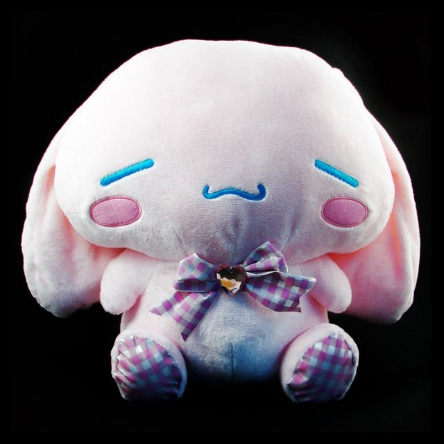 Cinnamoroll 2L Plush Doll: Big Cinnamoroll (Pink Version)
