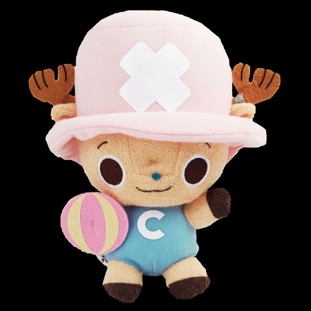 One Piece Mini Plush Doll: Chopper (Ball Version)