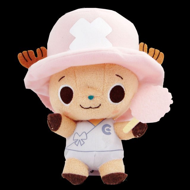 One Piece Mini Plush Doll: Chopper (Candy Floss Version)