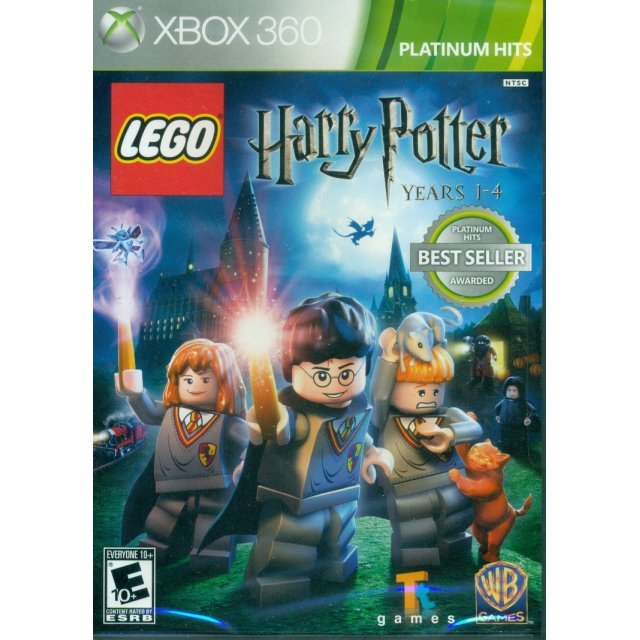LEGO Harry Potter: Years 1-4 (Platinum Hits)