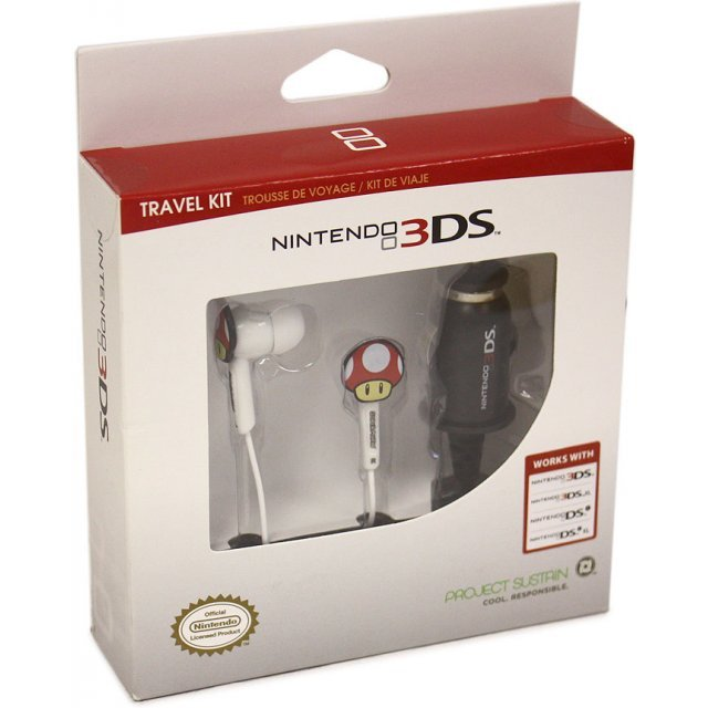 4Gamers Nintendo 3DS Character Travel Kit