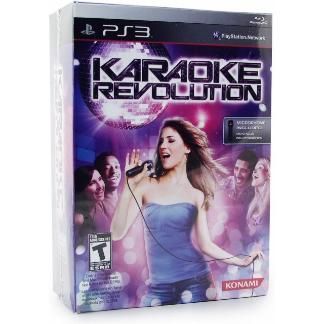 Karaoke Revolution (Bundle)