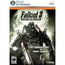 Fallout 3 Expansion Pack: Broken Steel / Point Lookout (DVD-ROM)