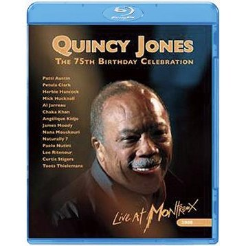Quincy Jones 75th Birthday Celebration-Live At Montreux 2008