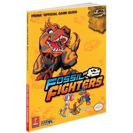 Fossil Fighters Prima Official Guide