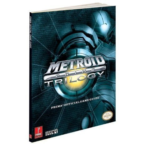 Metroid Prime Trilogy Prima Official Guide